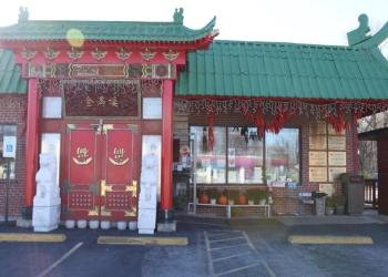 St Louis seafood restaurant Lu Lu Seafood & Dim Sum