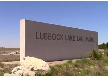 Lubbock hiking trail Lubbock Lake National Historic Landmark