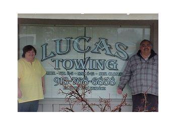 Olathe towing company Lucas Towing