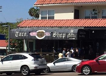 San Diego mexican restaurant Lucha Libre Taco Shop