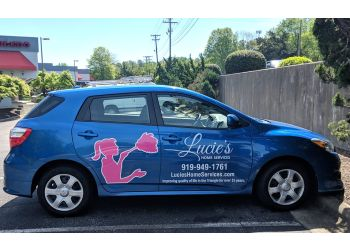 Durham house cleaning service Lucie's Home Services Inc.