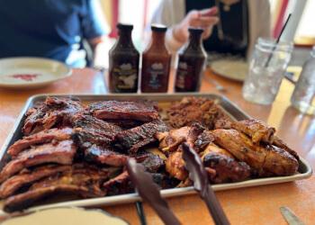 Henderson barbecue restaurant Lucille's Smokehouse Bar-B-Que