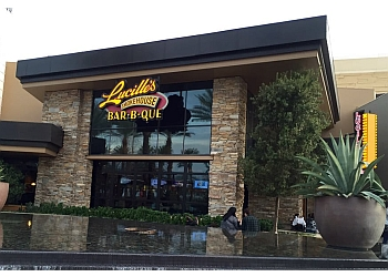 Las Vegas barbecue restaurant Lucille's Smokehouse Bar-B-Que