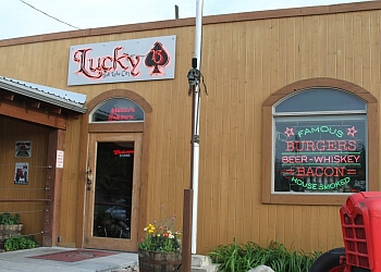 Salt Lake City sports bar Lucky 13