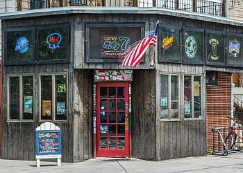 Jersey City night club Lucky 7 Tavern