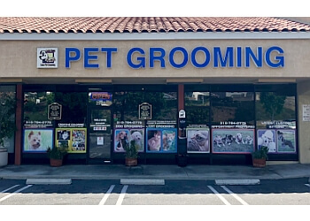 Torrance pet grooming Lucky Dawg Salon Pet Services