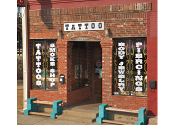 Fort Worth tattoo shop Lucky Horseshoe Tattoo