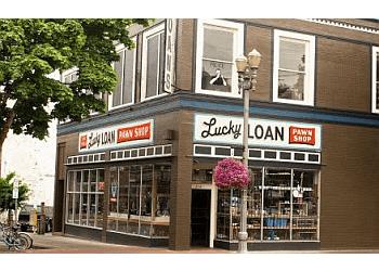 Vancouver pawn shop Lucky Loan Pawn Shop