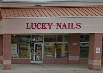 Springfield nail salon Lucky Nails LLC