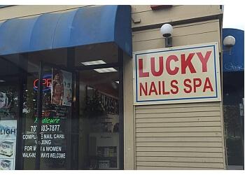 Santa Rosa nail salon Lucky Nails Spa