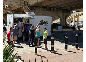 Shreveport food truck Lucky's Po-Boys
