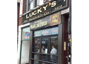 Chicago sandwich shop Lucky's Sandwich Co.