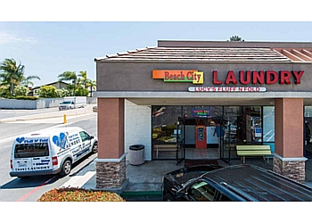 Huntington Beach dry cleaner Lucy's Fluff N' Fold Laundromat