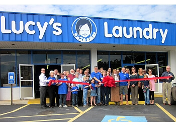 Augusta dry cleaner Lucy's Laundry