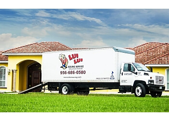 Brownsville moving company Lui Lui Moving, LLC.
