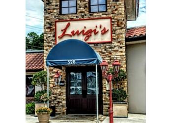 Fayetteville italian restaurant Luigi's Italian Restaurant and Bar