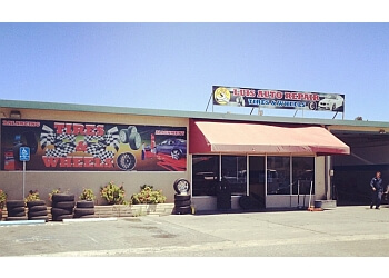 Salinas car repair shop Luis Auto Repair