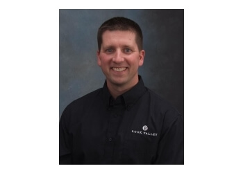 Peoria physical therapist Luke Acklie, PT, OCS, SCS, CSCS