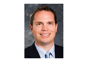 St Paul endocrinologist Luke E Benedict, MD
