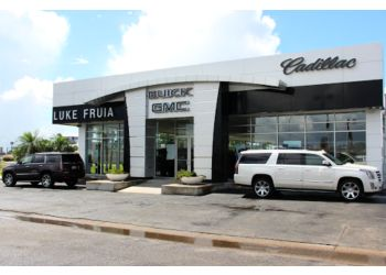 Brownsville car dealership Luke Fruia Motors