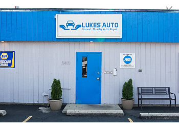 Columbus car repair shop Luke's Auto