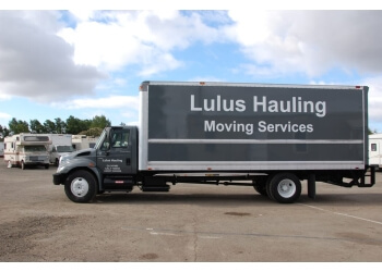 Berkeley moving company Lulu's Hauling Professional Moving Services