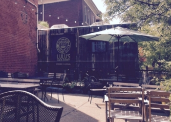 St Louis food truck Lulu's Local Eatery