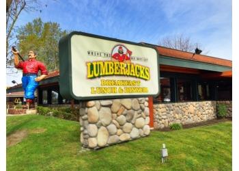 Stockton american restaurant Lumberjacks Restaurant