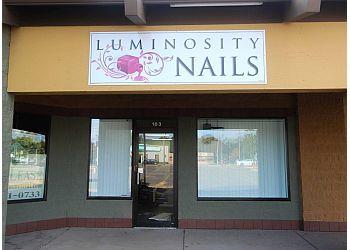 Lansing nail salon Luminosity Nails