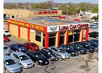 San Antonio used car dealer Luna Car Center