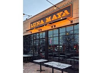 Norfolk mexican restaurant Luna Maya