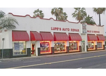 Ontario car repair shop Lupe's Auto Center (Automotive Repair)