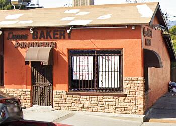 San Bernardino cake Lupe's Bakery Panaderia