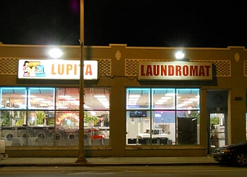 Detroit dry cleaner Lupita Wash & Dry Laundromats