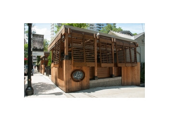 Atlanta seafood restaurant Lure Seafood restaurant