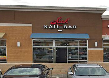 Raleigh nail salon Lush Nail Bar