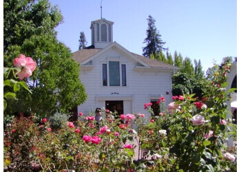 Santa Rosa landmark Luther Burbank Home and Gardens