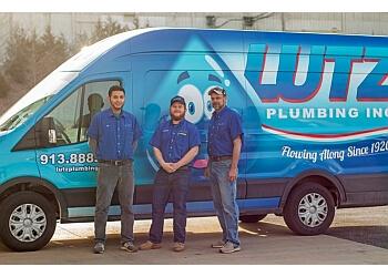Kansas City plumber Lutz Plumbing, Inc.
