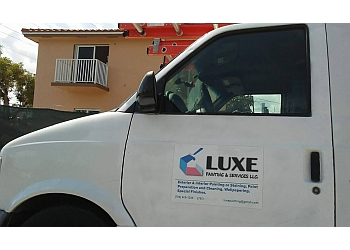 Hialeah painter Luxe Painting Contractor LLC.