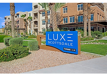 Scottsdale apartments for rent Luxe Scottsdale Apartments