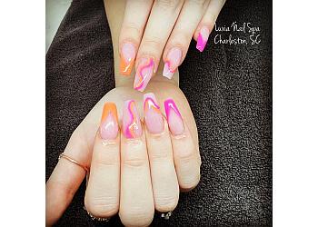 Charleston nail salon Luxia Nail Spa