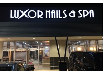 Denton nail salon Luxor Nails & Spa