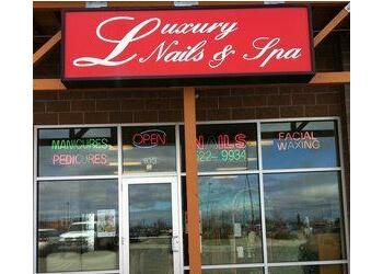 Luxury Nails & Spa Anchorage Nail Salons