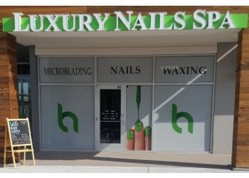 El Paso nail salon Luxury Nails Spa