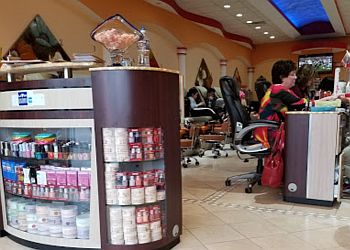 Montgomery nail salon Luxury Nails & Spa