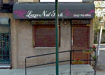 Philadelphia nail salon Luxxe Nail Spa, LLC