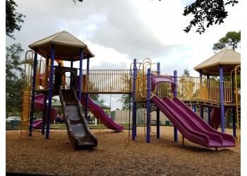 Port St Lucie public park Lyngate Park