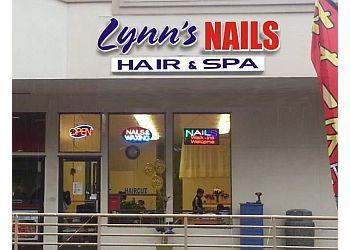 Bellevue nail salon Lynn's Nails, Hair & Spa