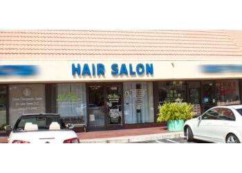 Coral Springs hair salon MéJon Salon & Spa