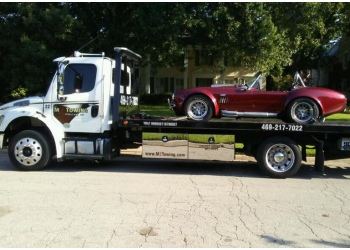 Garland towing company M2 TOWING LLC
